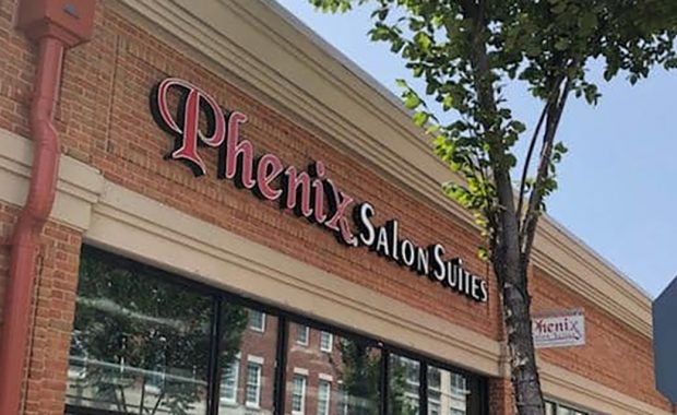 2019 Phenix Salon Suites Storefront